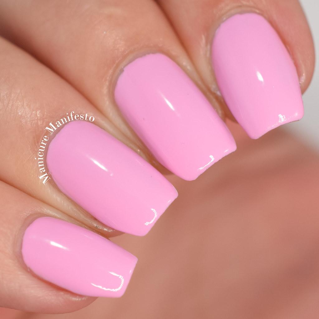 Pink zoya