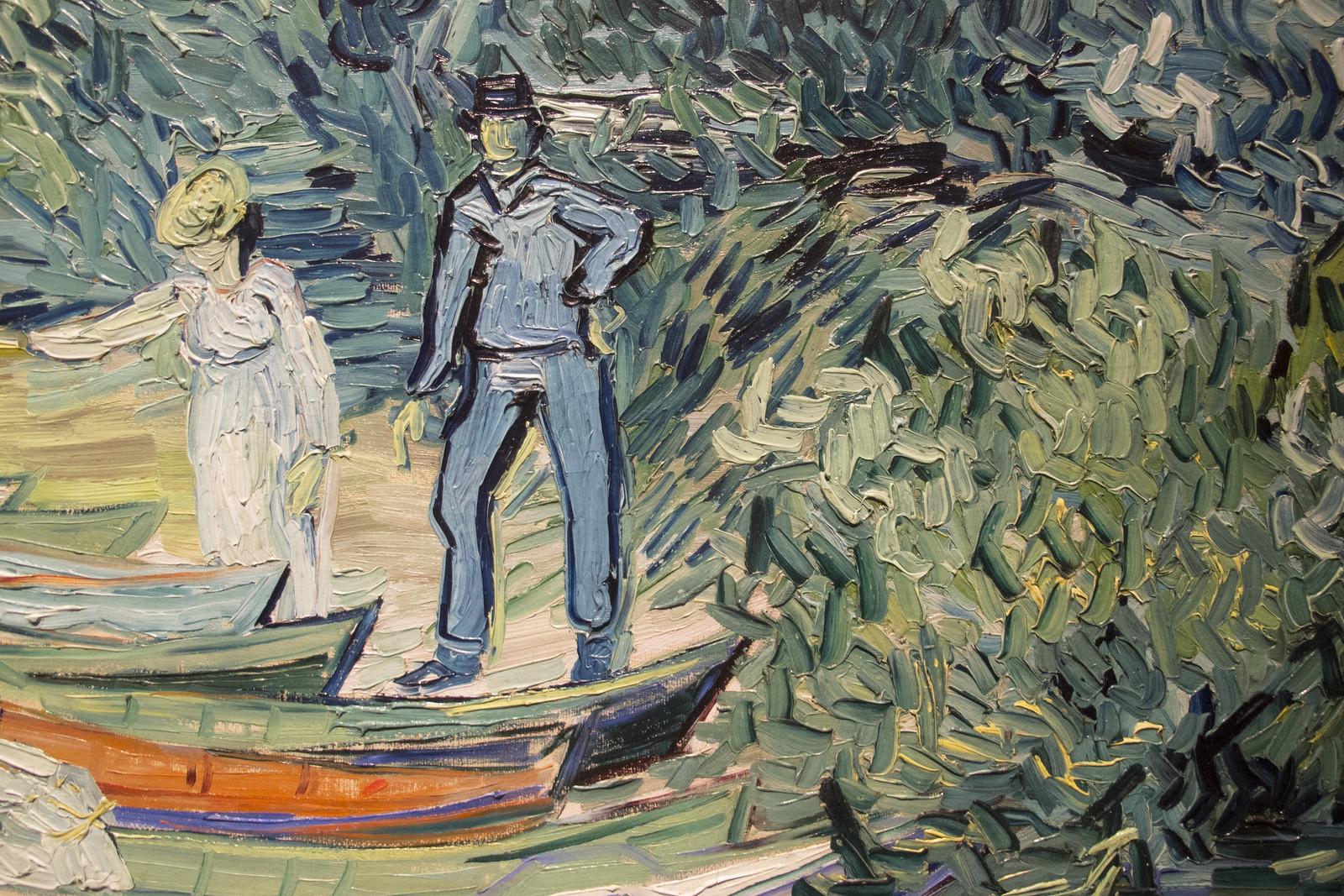 Van Gogh detail | by Martin Beek