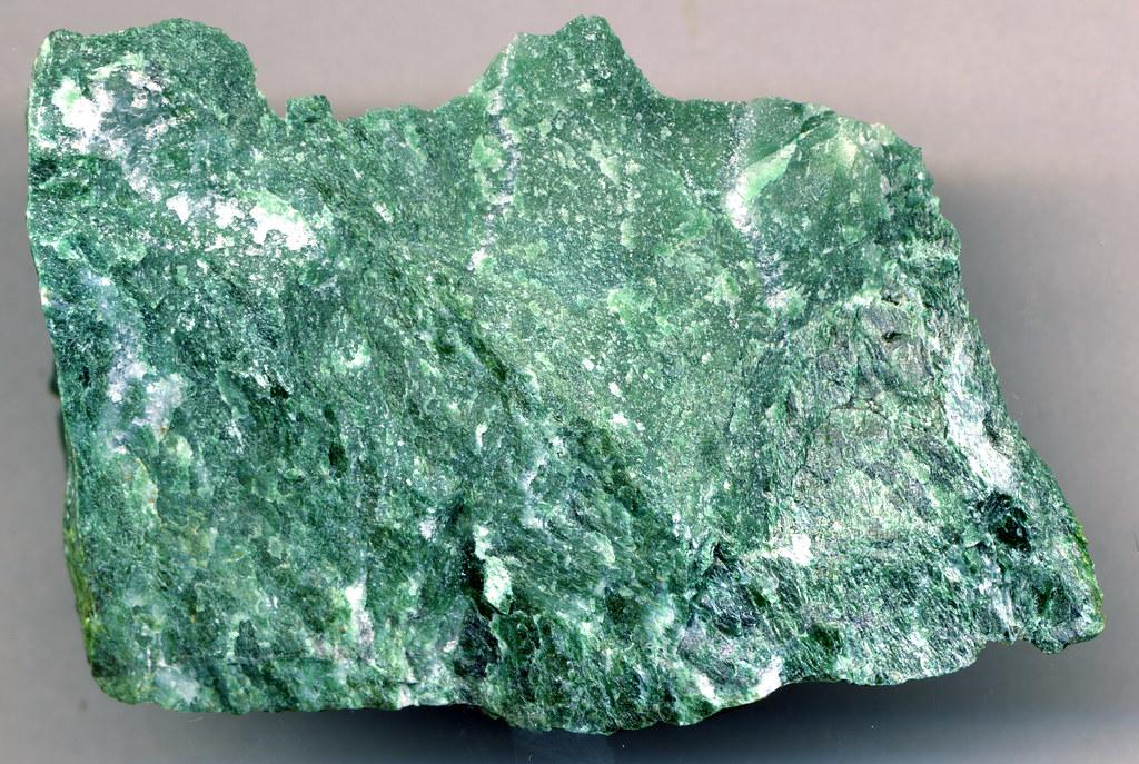 Verdite Microcrystalline Fuchsite Metamorphite Archean