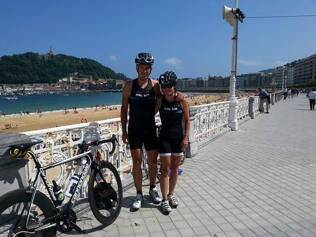 Triatlón de Onditz 2015. Distancia olímpica. Relato y fotos