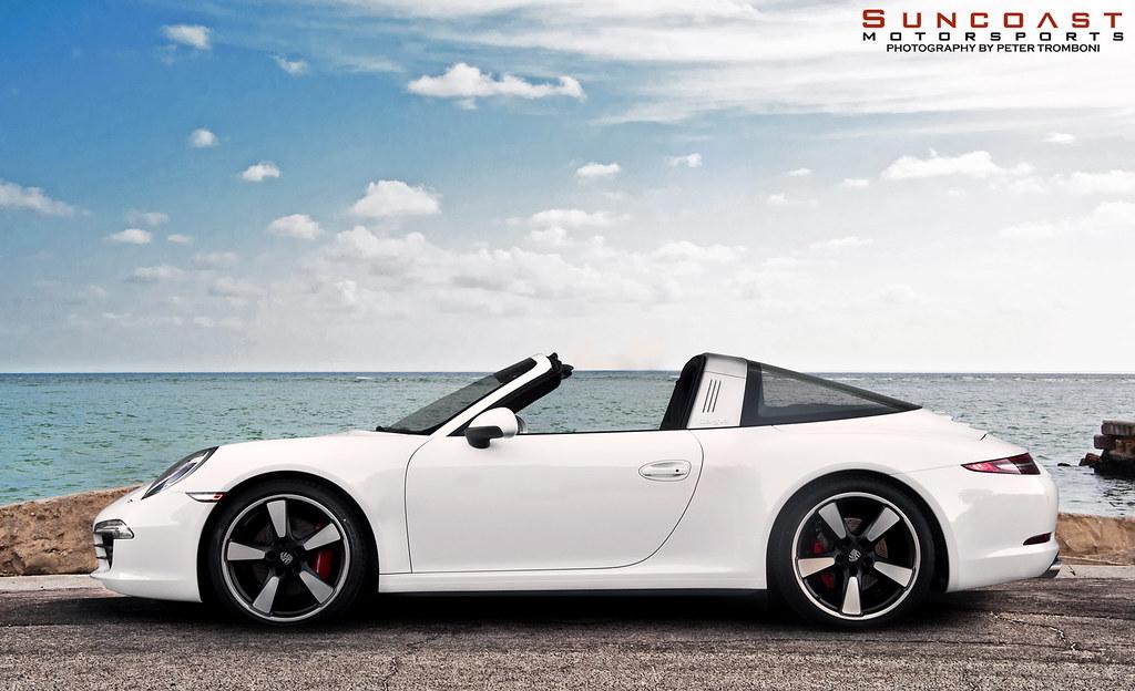 Porsche 991 Targa 4s 2015 Porsche 991 Targa 4s On 50th Ann Flickr