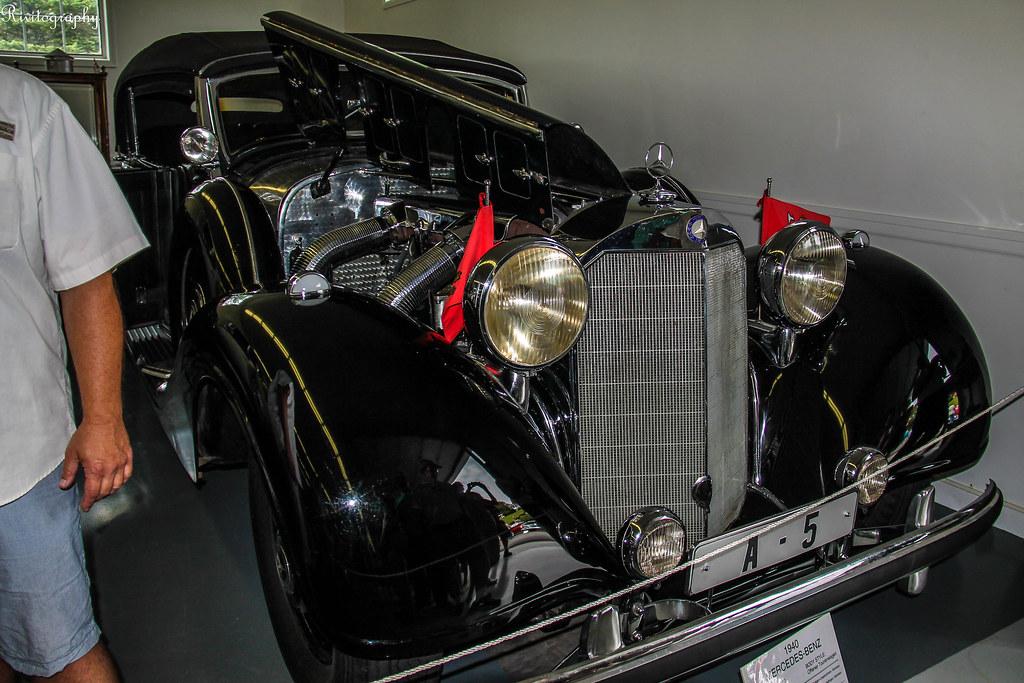 1940 mercedes benz w150 770k 39 grosser 39 offener tourenwagen flickr. Black Bedroom Furniture Sets. Home Design Ideas