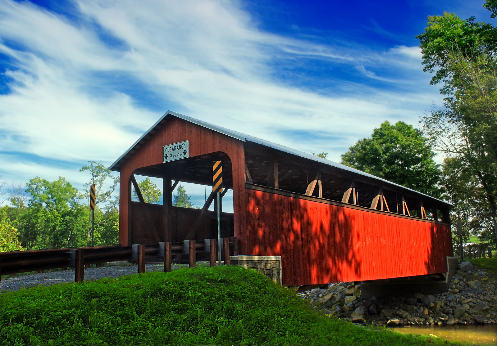 Frazier Covered Bridge (1) | by Nicholas_T