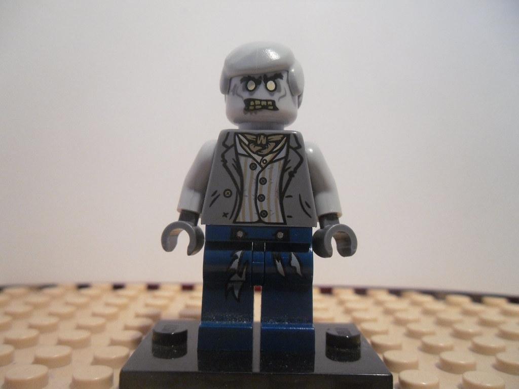 Get Free Credit Report >> Lego Solomon Grundy - Purist | My Custom Lego Solomon Grundy… | Flickr