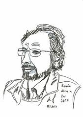 Ramón Alcaine by axel86