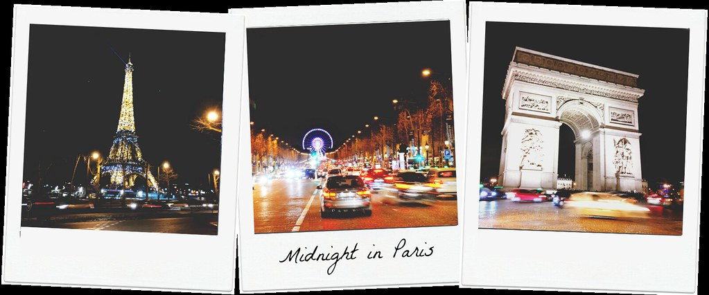 The Paris Diaries - Midnight in Paris | via It's Travel O'Clock