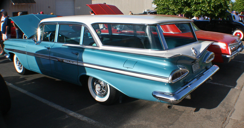 Chevrolet Brookwood  Wikipedia