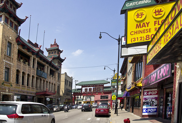 Chinatown, Chicago - Wikipedia