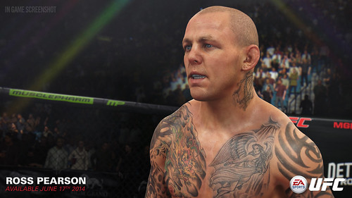 EA SPORTS UFC - Ross Pearson | by easports_ufc