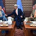 Secretary Kerry Meets With Afghan Presidential Candidate Abdullah Amid Recount Conversations