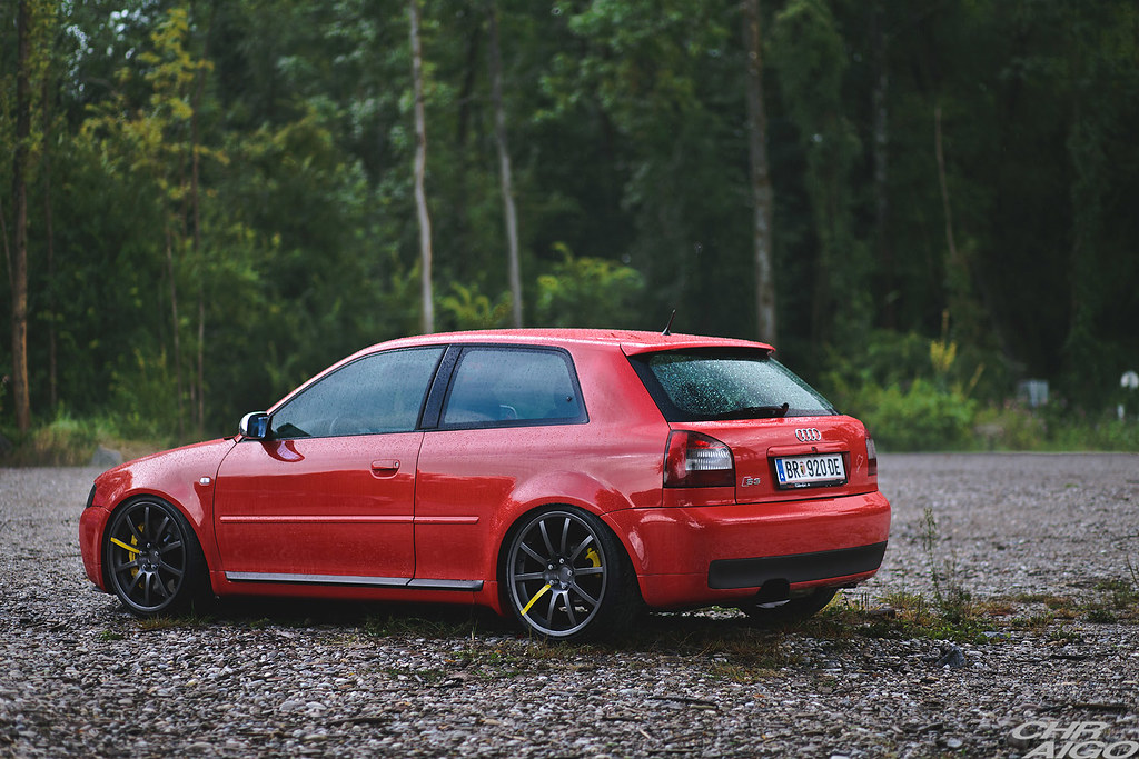 All sizes | Audi S3 8L on Sportec wheels | Flickr - Photo Sharing!