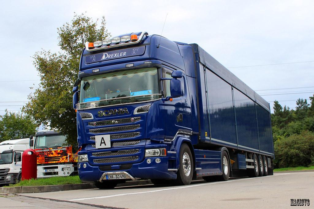 Scania R Streamline DREXLER (D)   Łukasz   Flickr