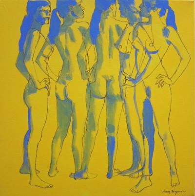 Multiple Nudes