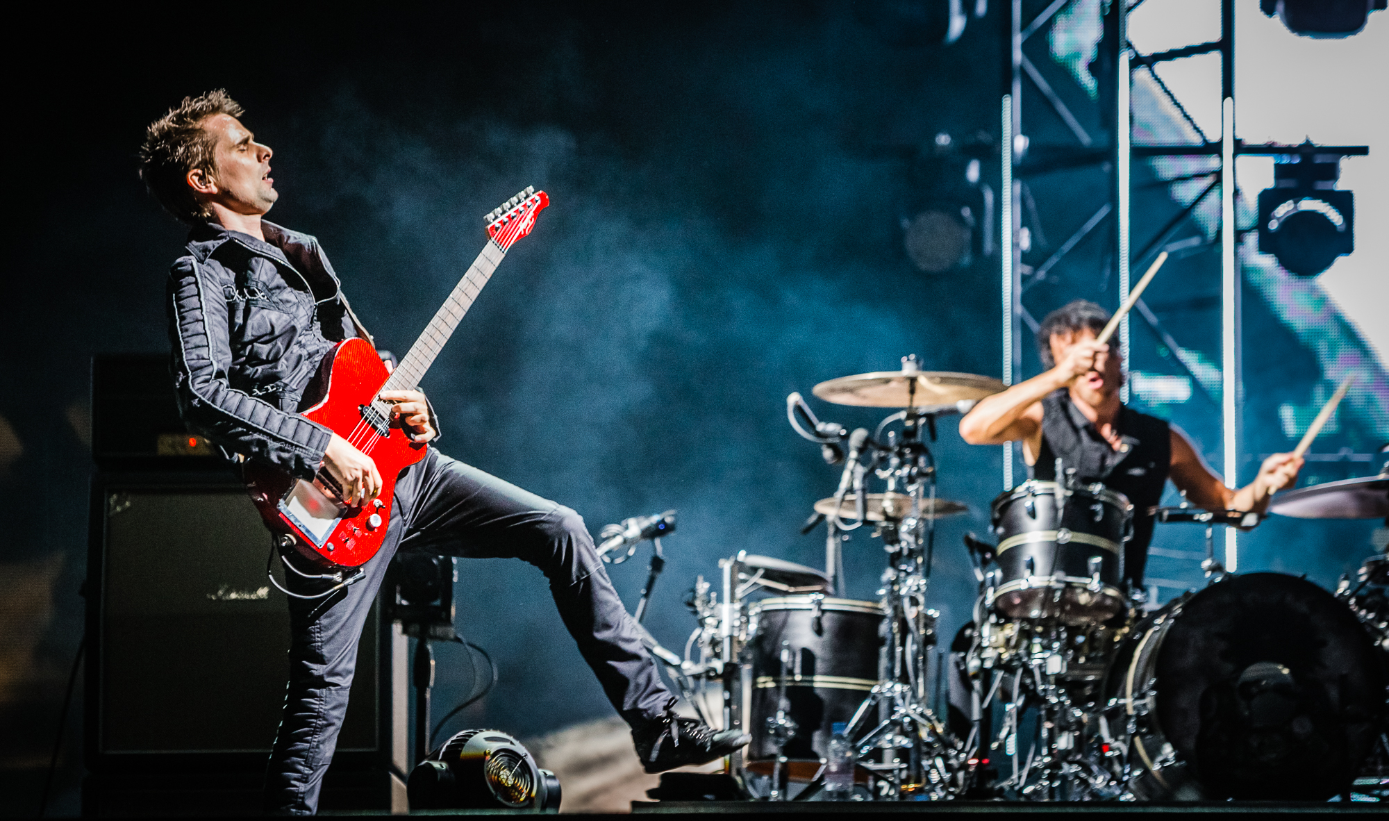 Muse @ Rock Werchter 2015 by 3FM