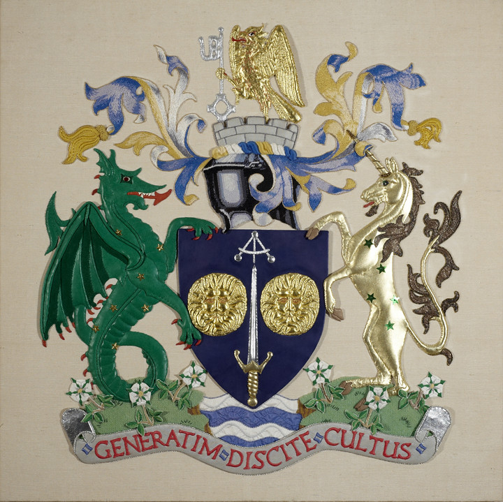 The University of Bath Coat of Arms