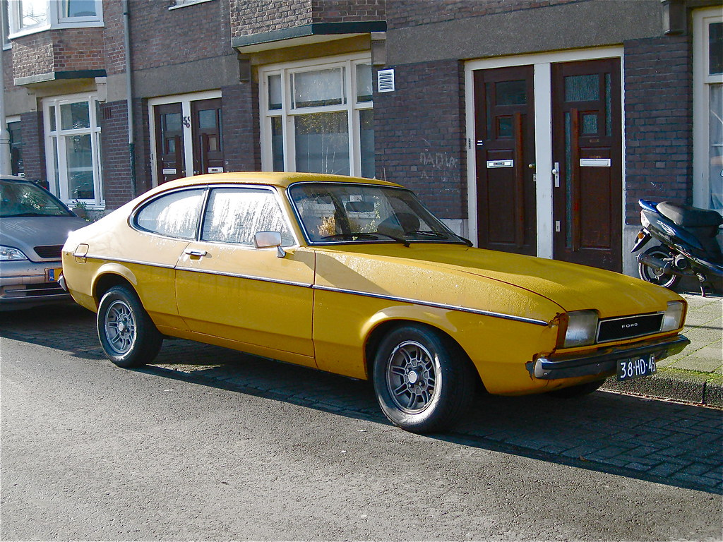 38 hd 45 ford capri mk2 1600 gt 1975 the first capri was. Black Bedroom Furniture Sets. Home Design Ideas