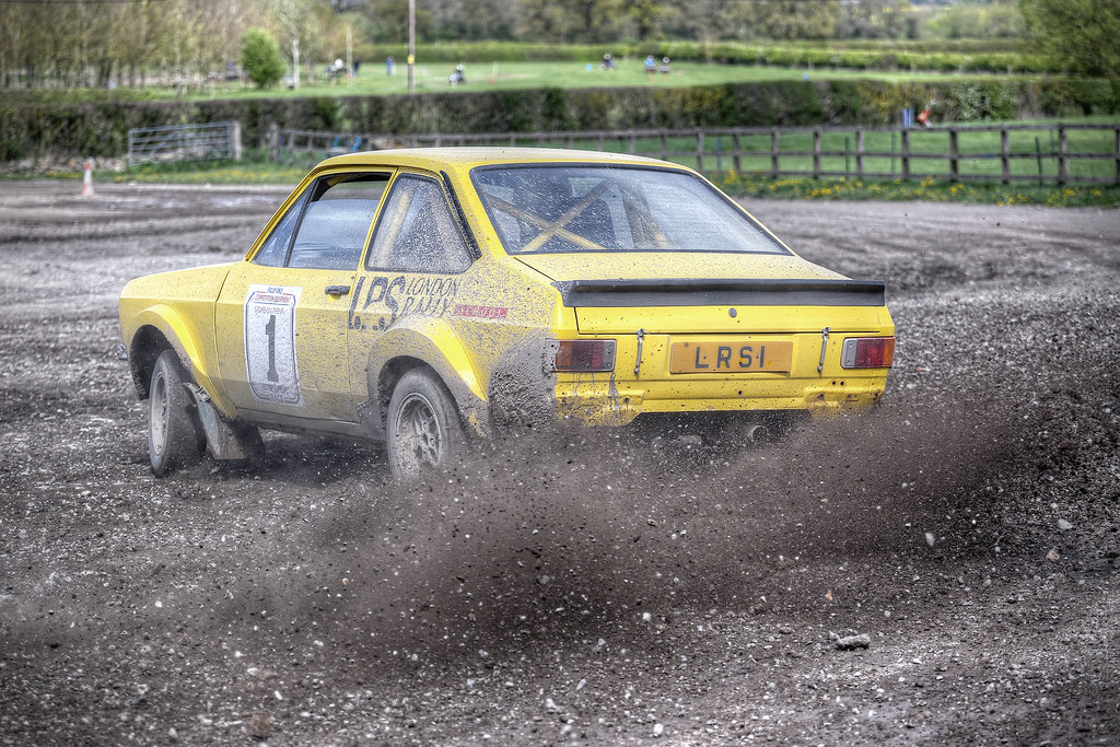 Off Road Pic >> Rear Flick | A day spent learning off-road rally racing tech… | Flickr