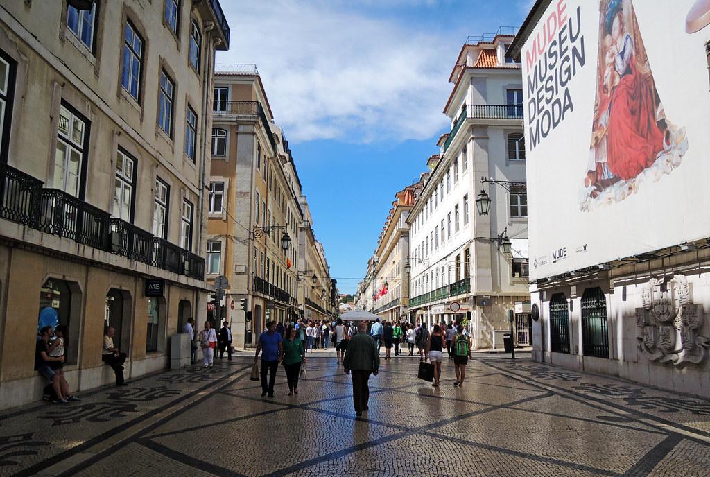 Uk Grid Finder >> Baixa, Lisbon, Portugal   Read my blog on Lisbon. atravellin…   Flickr