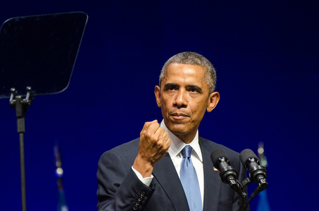Obama Speech Today Photos Video