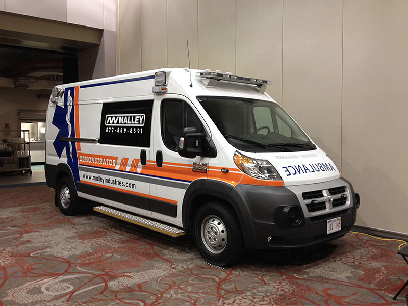 Ram Promaster Cargo Van >> Ram Promaster ambulance   A 2014 Ram Promaster 3500 High Roo…   Flickr