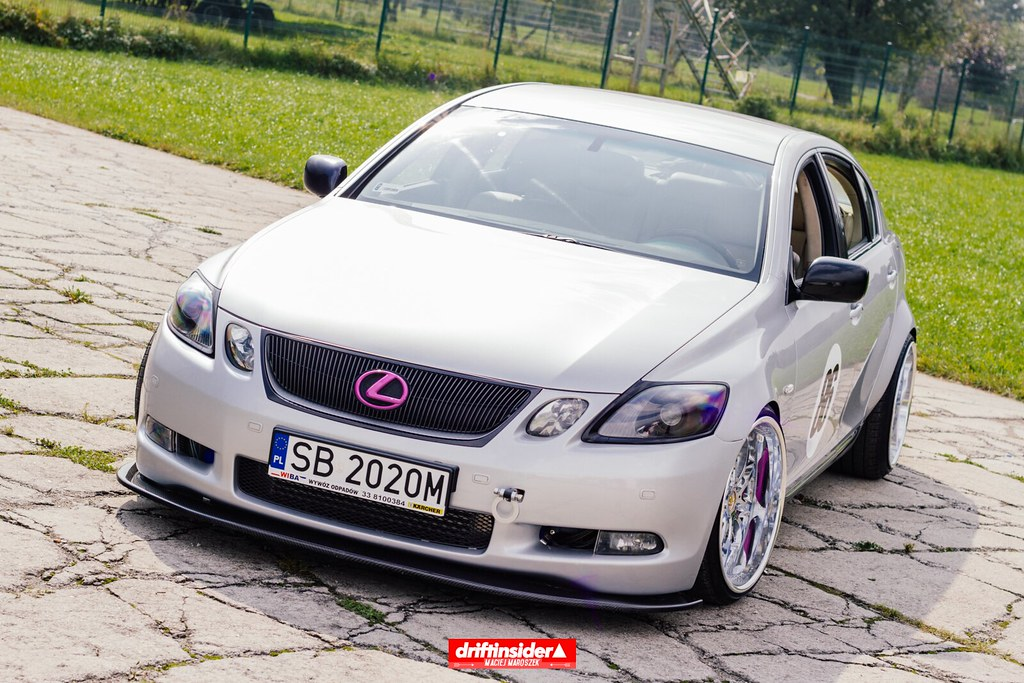 Lexus Gs300 2jz Projekt86 2jz Gte Powered Lexus Gs300