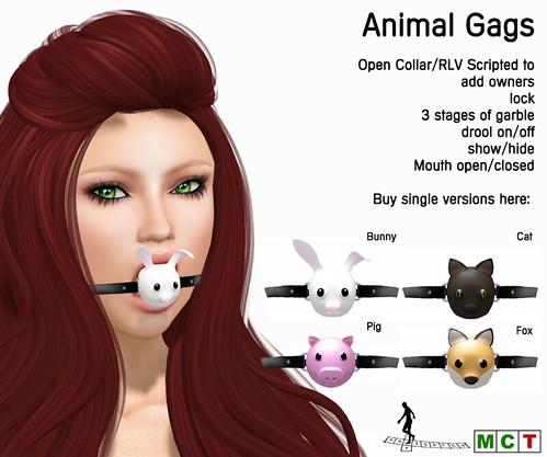 Animal Gags