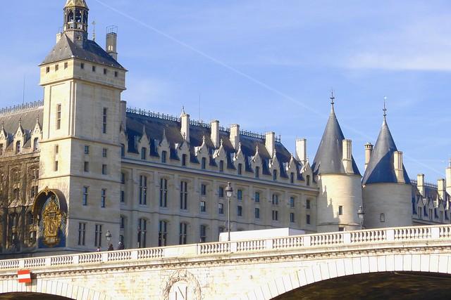 Paris - le Rive Gauche vue de la Rive Droite