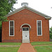 North Carolina, Winston-Salem, Old Salem, St. Philips  Moravian Church