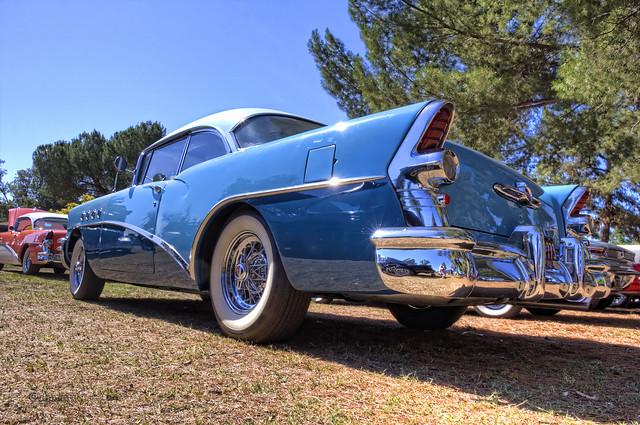 1955 buick century 2 door hardtop all gm car show for 1955 buick century 2 door hardtop