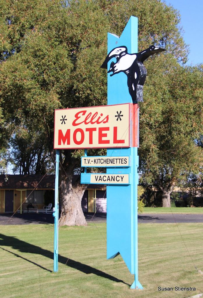Ellis Motel Tulelake Ca
