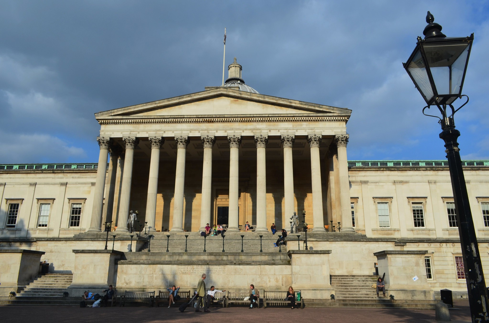 UCL, London