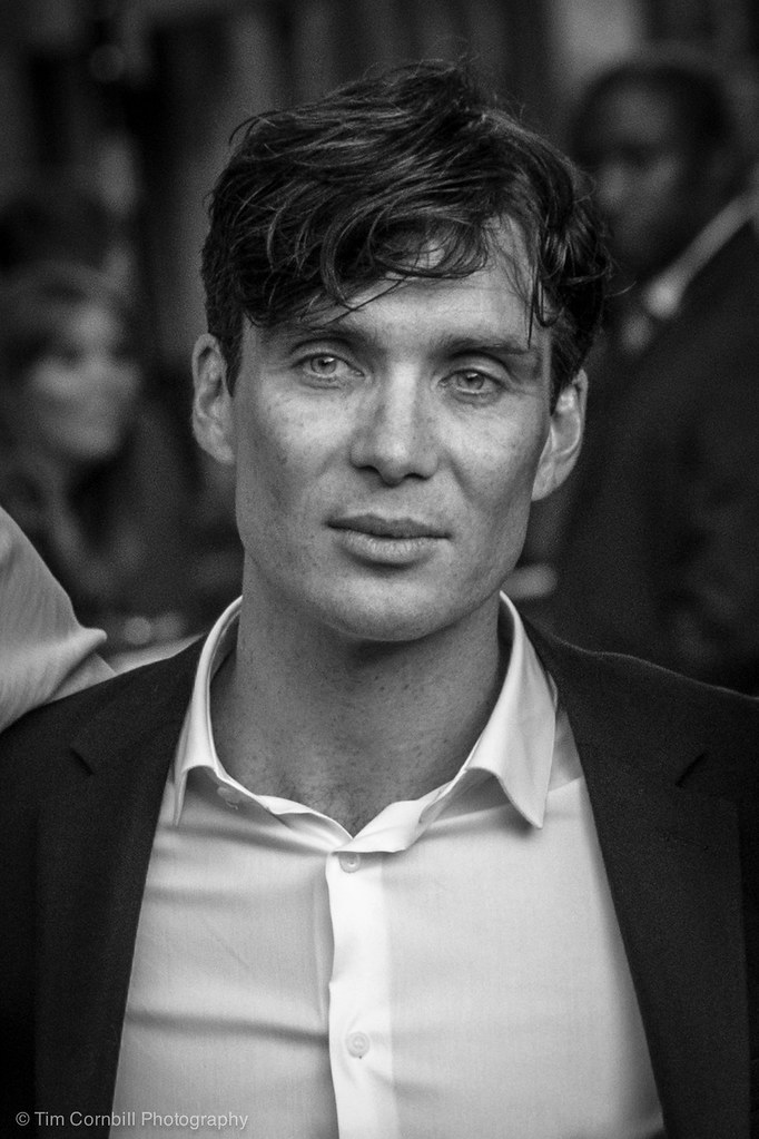 Cillian Murphy Peaky Blinders Series 2 World Premiere Bi