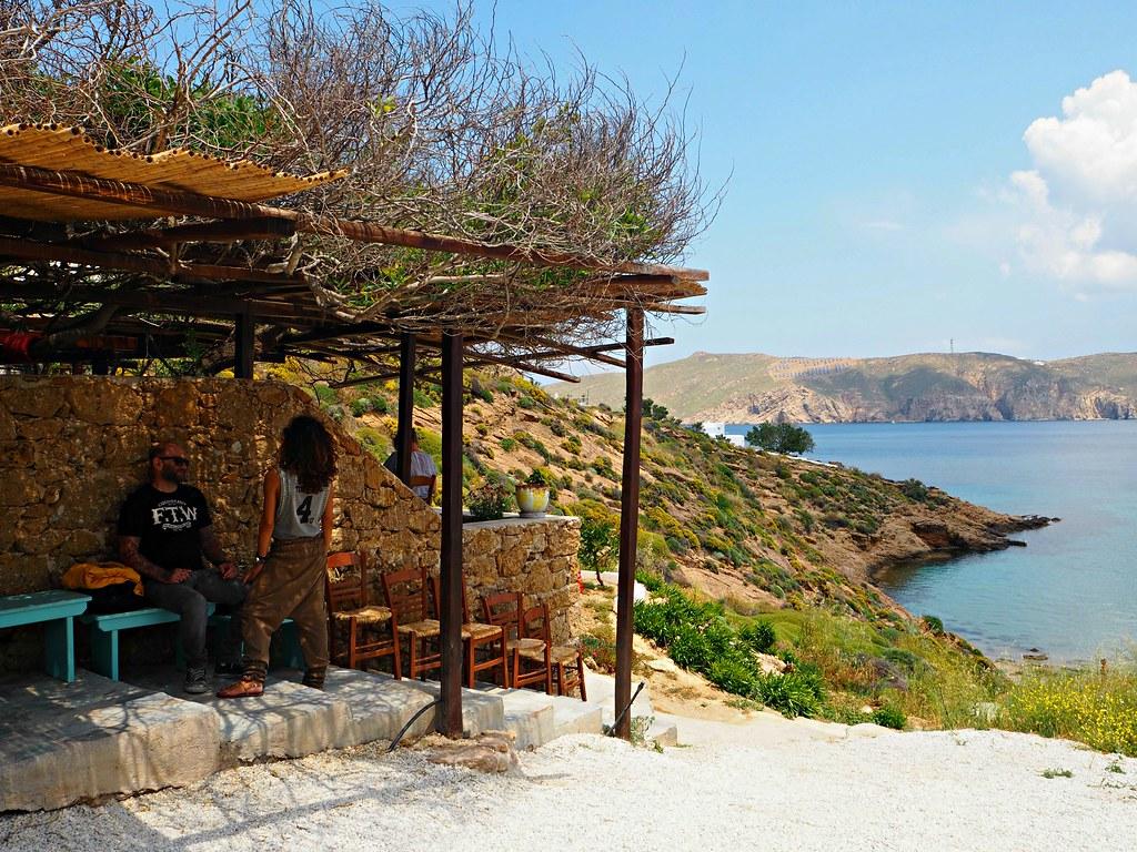 Agios Sostis beach Mykonos 6