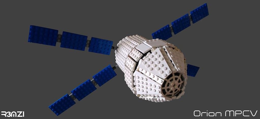 LEGO Orion MPCV MOC