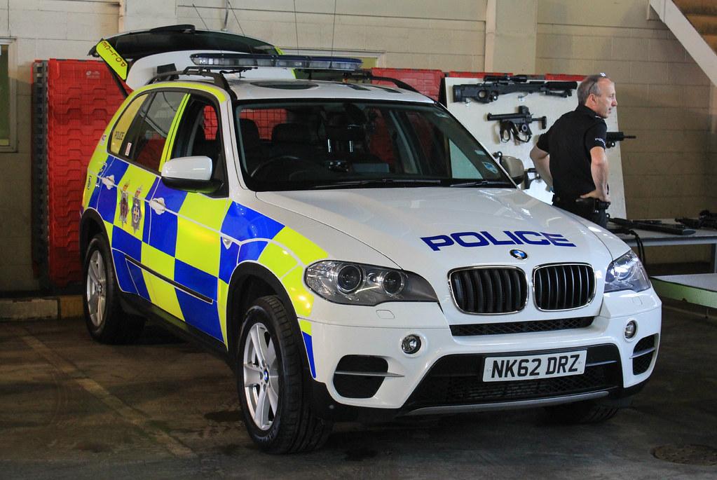 Durham Constabulary Bmw X5 Armed Response Vehicle