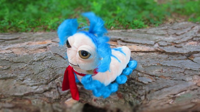 Flickr leeno The Worm from Labyrinth
