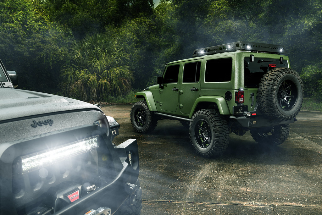 Ultimate Auto Jeeps William Stern Flickr