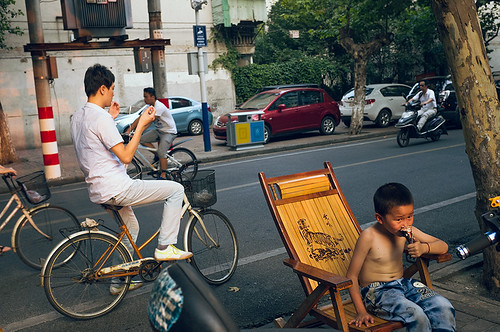 street photography china
