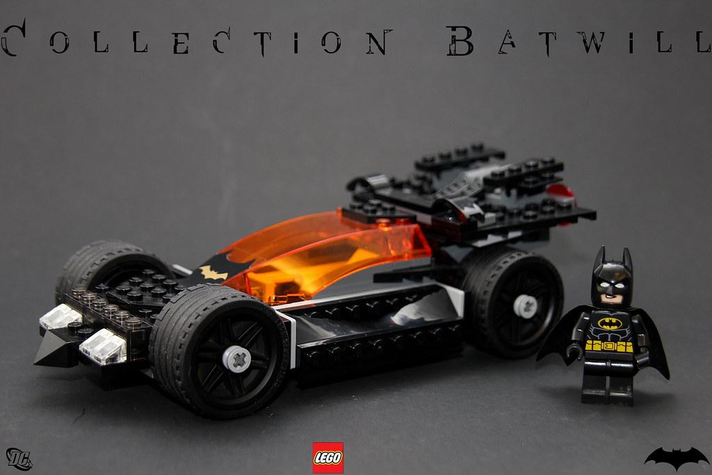 batman lego batmobile custom batwill flickr. Black Bedroom Furniture Sets. Home Design Ideas