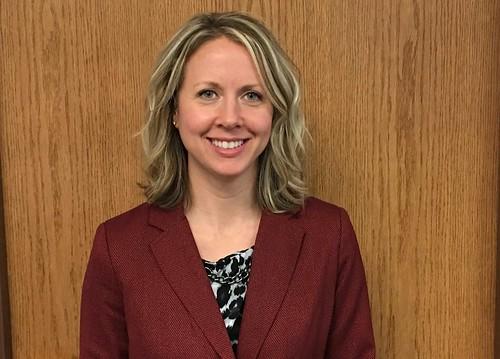 Kristina Fast, USDA's Farm Service Agency in Minnesota