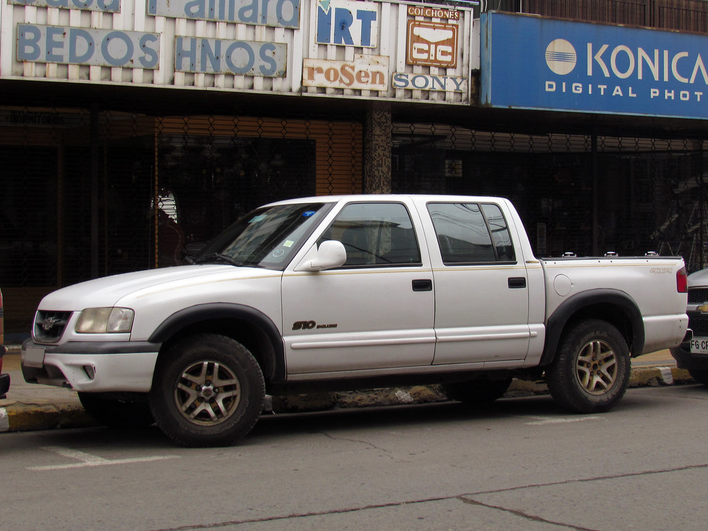 Chevrolet S 10 Apache 4 3 Deluxe Executive 4x4 2000 Flickr