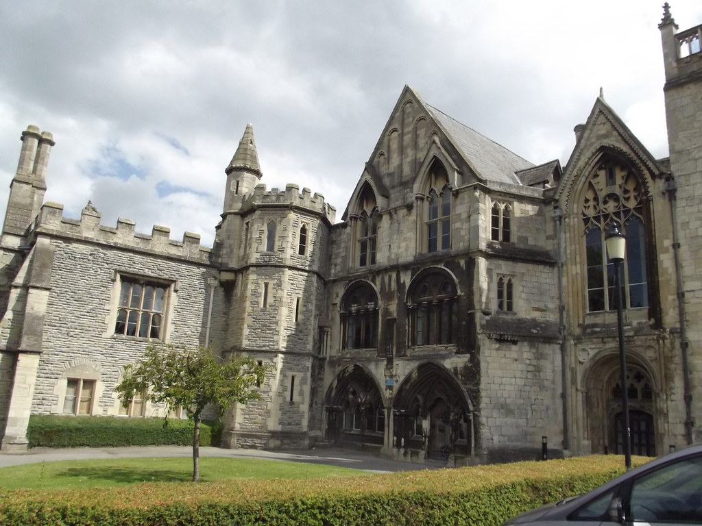 Church House College Green Gloucester Cathedral Flickr