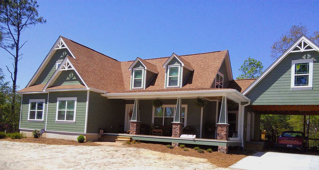 Whitfield Cape Cod Exterior Nationwide Homes Flickr