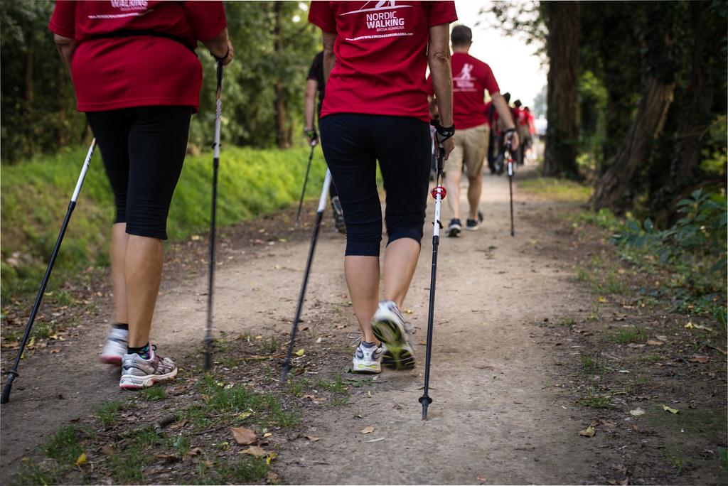 Nordic Walking Bassa Romagna Lugo Canale Dei Mulini