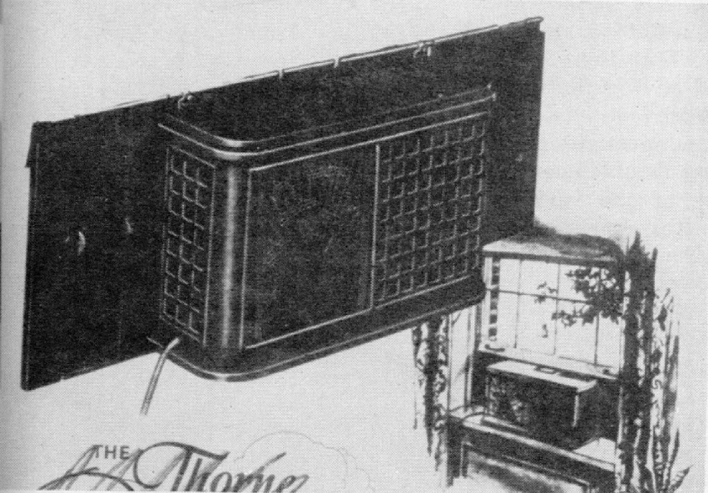 First Window Air Conditioner 1932 The Thorne This Is