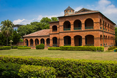 Visit the Fort San Domingo - Things to do in Taipei