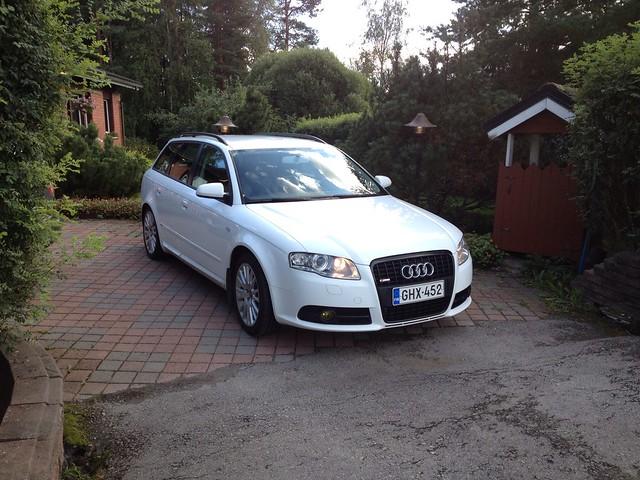 Zoml: Audi A4 B7 Avant //Mätäs Crew 14958373530_5e2a491bb1_z