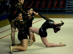 ginnastica ritmica kodokan