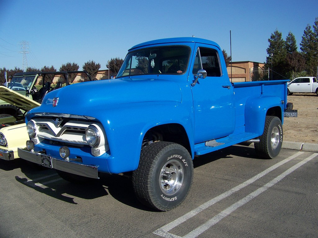 1955 Ford F-250 4x4