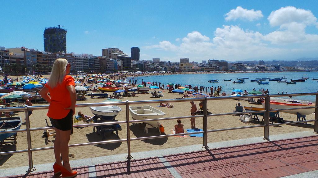 Playa del ingles - 2 2